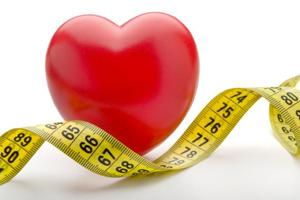 Obesity can increase risk of heart disease, even if you have a healthy...