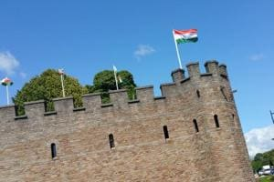 India@70: Rare honour for Indian tricolour in UK