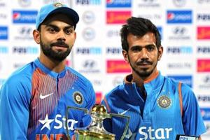 Yuvzendra Chahal feels Indian cricket team skipper Virat Kohli knows the leg-spinner's capabilities and has always helped him improve as a player, while playing for with the Men in Blue or with Royal Challengelers Bangalore in the Indian Premier League (IPL). The upcoming ODI series vs Sri Lanka cricket team could be a turning point in Chahal's career.