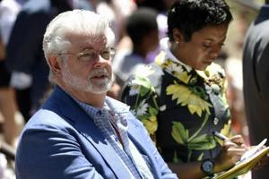 George Lucas still gives Star Wars film suggestions on Jedi