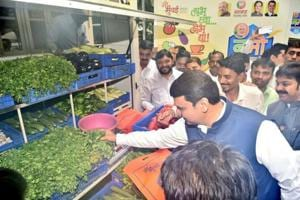 These 125 vans will deliver fresh farm produce to Mumbaiites soon