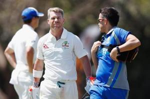 David Warner expected to be fit for Bangladesh tour after neck blow