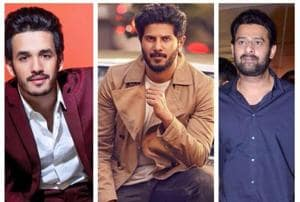 Names such as Akhil Akkineni, Dulquer Salmaan and Prabhas are heading to Bollywood.
