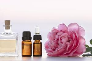 Damask rose oil doesn't just fight skin ageing. It helps beat anxiety,...