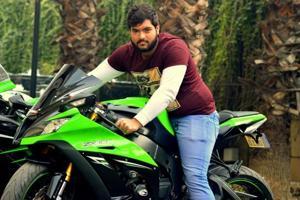 Delhi Police said Himanshu Bansal was part of a group called Super Bikers.
