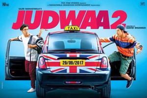 Judwaa 2 poster: Varun Dhawan presents a with-it version of Salman...
