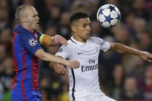 Barcelona vs Real Madrid: Injured Andres Iniesta to miss El Clasico...