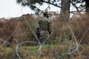 Pakistan violates ceasefire in Poonch Sector, army retaliates...