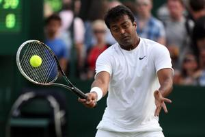 Leander Paes crashes out of Cincinnati Open, Rohan Bopanna gets first...