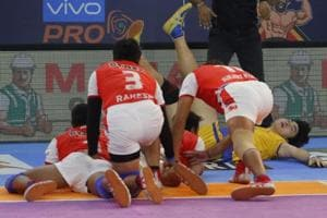Pro Kabaddi League: Haryana Steelers, Tamil Thalaivas play out...