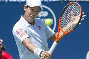 Kei Nishikori to miss rest of tennis season with wrist injury