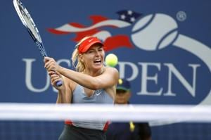 US Open tennis wildcard gives Maria Sharapova goosebumps