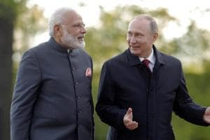 'Want to strengthen ties with India': Russia's Vladimir Putin sends...