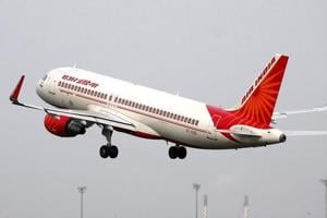 Air India grounds flight attendant for accidentally opening chute