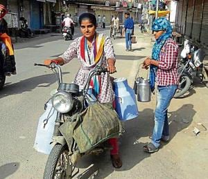 Father had no money for education, this Rajasthan girl turned into...