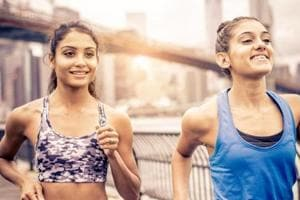 Fitness lovers, take note: Combining running and walking can reduce...