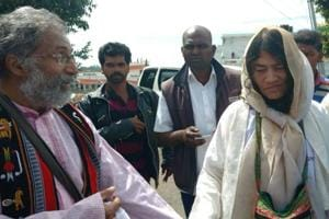 Rights activist Irom Sharmila marries British partner Desmond Coutinha...