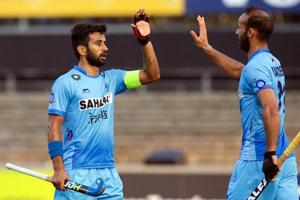 Ramandeep, Chinglensana double as Indian hockey team beat Austria 4-3