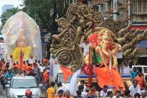 8 days for Ganpati, only 17 Mumbai pandals get permissions