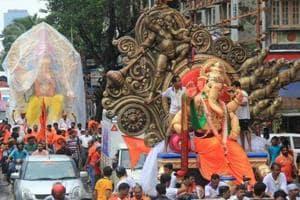 Ganesh Chaturthi will be celebrated next Friday.