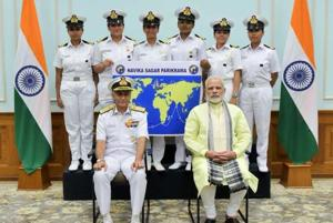 Six women, a boat and 21,600 nautical miles: 10 facts about Indian...