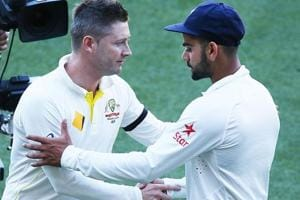 Virat Kohli is respected a lot in Australia, says Michael Clarke