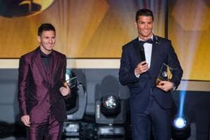 Lionel Messi, Cristiano Ronaldo top nominees for Best FIFA Men's...
