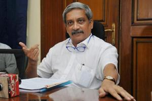 Goa bypoll: CM Manohar Parrikar unveils action plan to woo voters in...