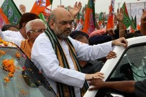 Amit Shah blows poll bugle, eyes 350+ seats in 2019 Lok Sabha...
