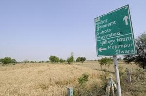 Property agents put airport land on 'illegal' sale, Yamuna authority...