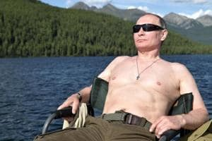 #PutinShirtlessChallenge: When the Russian president inspired people...