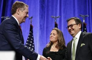 US demands big NAFTA changes, setting stage for tough talks with...