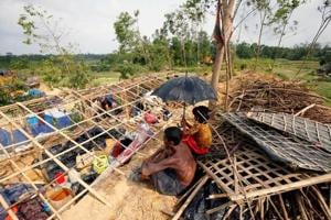 Bangladesh ramps up border patrols to deter fresh Rohingya Muslims...