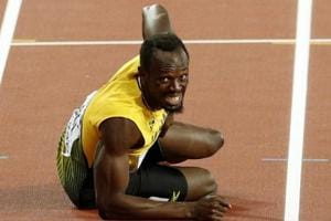 Usain Bolt slams critics who doubted his injury in World Athletics...