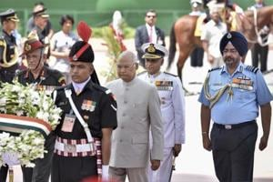 Chiefs of Army, Navy, IAF review India's security preparedness