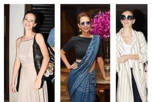 Kalki has been making some strikingly gorgeous  appearances in the recent past.  Here's her style compilation.