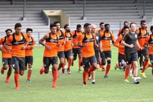 India face Mauritius in Tri-Nation football series, Stephen...