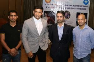 Sangram Singh launches KD Jadhav Memorial International Wrestling...