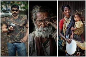 Raviraj Kande's street portraits have a quaint, compelling quality about them.