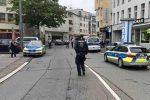 One killed in stabbing in western Germany, attacker on the run: Police