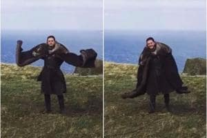 Game of Thrones: Emilia Clarke shares funny video of Kit Harington...