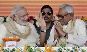 PMNarendra Modi may include a couple of MPs from JD(U) chief Nitish Kumar's party in his ministry.
