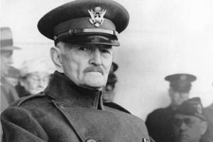 Why does a World War I general merit a Trump tweet?