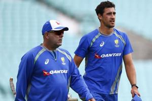 Mitchell Starc rested from India tour with Ashes in mind