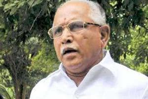 Karnataka BJP leader Yeddyurappa in the dock over corruption charges...