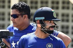 Anil Kumble was strict felt some, not me: Wriddhiman Saha