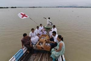 Floods affect 16 million in Nepal, Bangladesh and India: Red Cross
