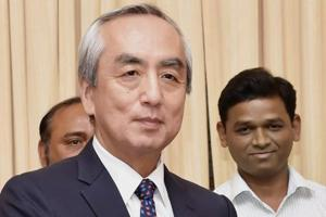 Japan shares India's concerns over China's One Belt One Road project,...