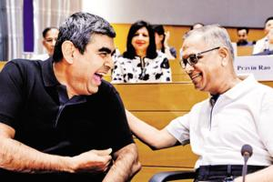 Vishal Sikka's Infosys stint: From promise of 'will stay and fight' to...