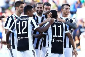 Juventus face a tough task in landing their seventh consecutive Serie...